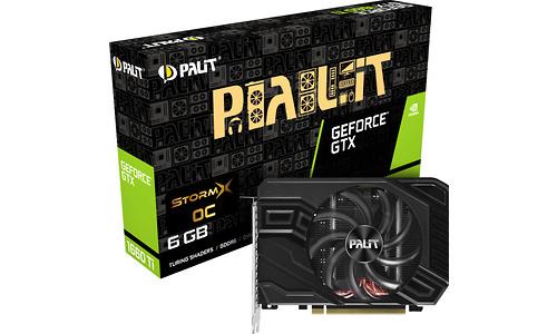 Palit GeForce GTX 1660 Ti StormX OC 6GB