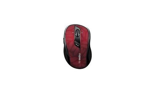 Rapoo M500 Silent Multi-Mode Red