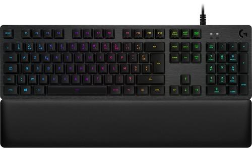 Logitech G513 RGB Tactile Black (BE)
