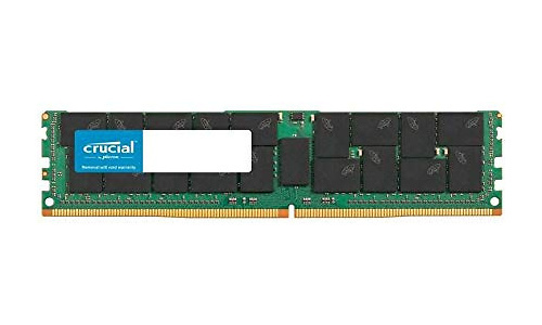 Crucial 64GB DDR4-2666 CL19 ECC Registered (CT64G4YFQ426S)