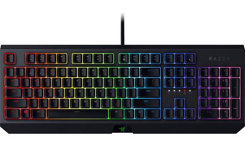Razer BlackWidow Green Switch Black (US)