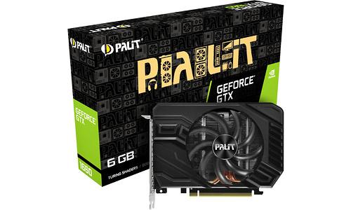 Palit GeForce GTX1660 StormX 6GB