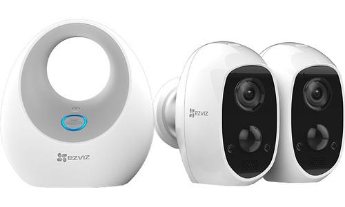 Ezviz C3A Duo Pack + W2D Base