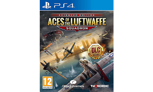 Aces of the Luftwaffe Squadron Edition (PlayStation 4)