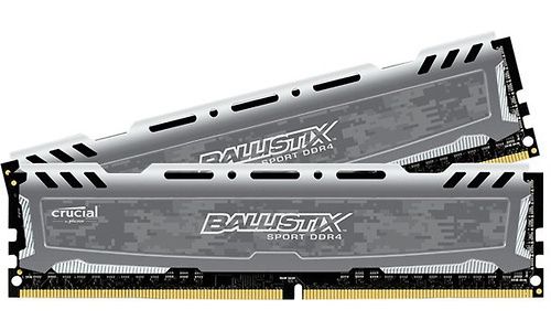 Crucial Ballistix Sport LT 16GB DDR4-3000 CL15 kit Grey