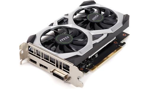 MSI GeForce GTX 1650 Ventus XS OC GDDR5 4GB