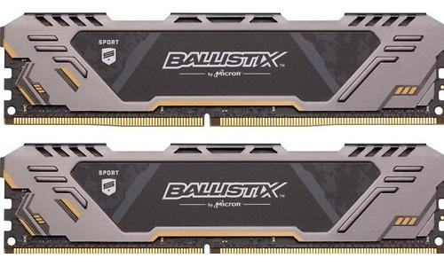 Crucial Ballistix Sport AT 32GB DDR4-3200 CL16 kit