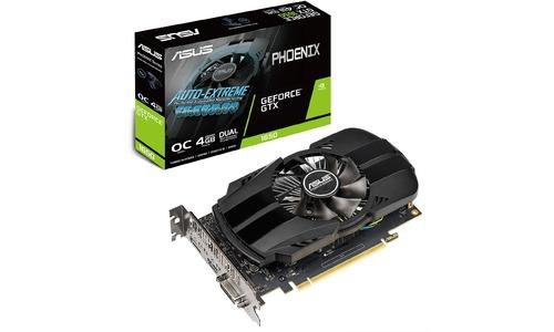 Asus GeForce GTX 1650 OC 4GB