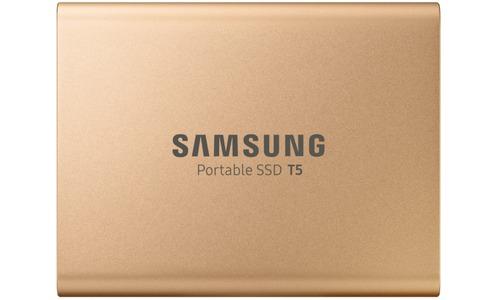 Samsung Portable SSD T5 1TB Gold