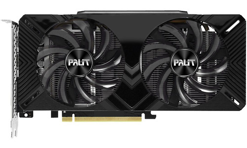 Palit GeForce GTX 1660 Ti Dual OC 6GB