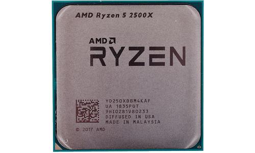 AMD Ryzen 5 2500X Tray
