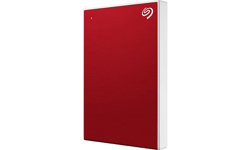 Seagate Backup Plus Slim 2TB Red