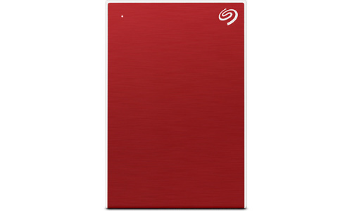 Seagate Backup Plus 5TB Red