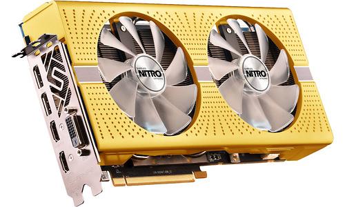 Sapphire Radeon RX 590 Nitro+ SE OC 8GB
