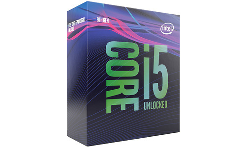 Intel Core i5 9500 Boxed