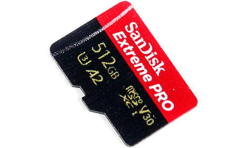 Sandisk Extreme Pro MicroSDXC UHS-I 512GB