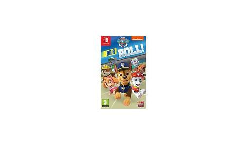 Paw Patrol: On a Roll (Nintendo Switch)