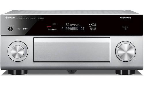 Yamaha MusicCast RX-A3080 Silver