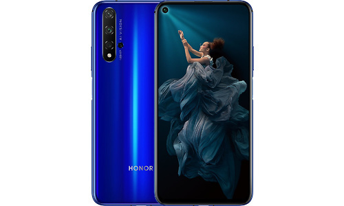 Honor 20 128GB Blue