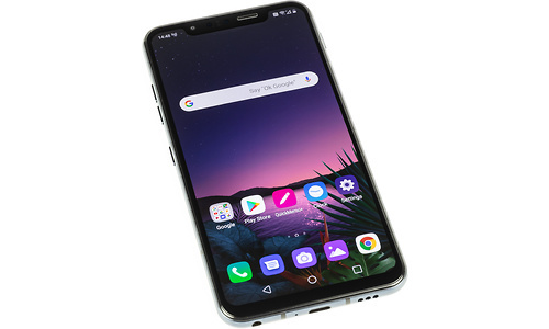 LG G8s ThinQ Black