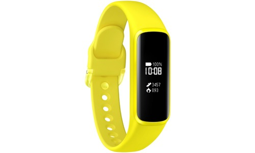 Samsung Galaxy Fit E Yellow