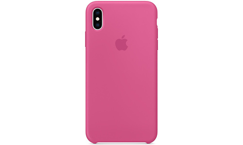 Apple iPhone XS Max Silicone Case Dragon Fruit