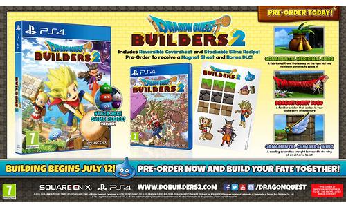 Dragon Quest Builders 2 (PlayStation 4)