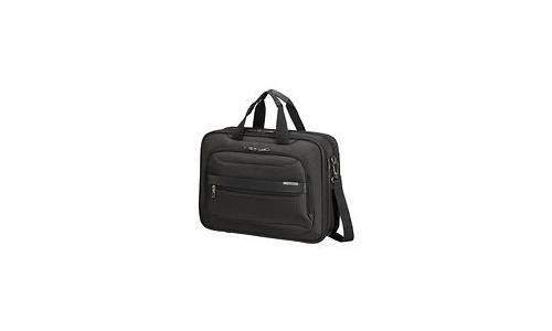 """Samsonite Vectura Evo Briefcase 15.6"""" Black V2"""