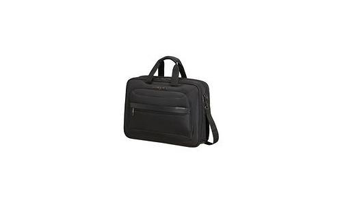 """Samsonite Vectura Evo Briefcase 17.3"""" Black (123671-1041)"""