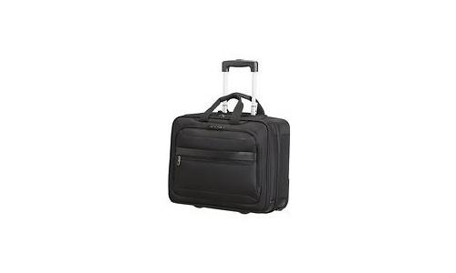"Samsonite Vectura Evo Rolling Bag 17.3"" Black"