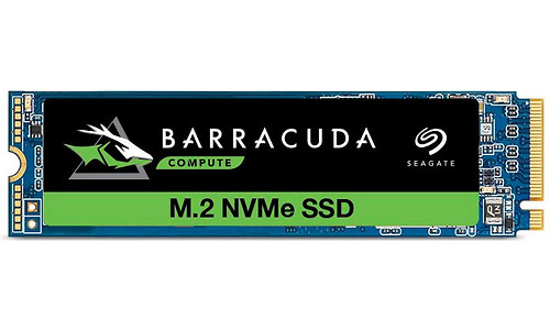 Seagate BarraCuda 510 256GB (M.2 2280)