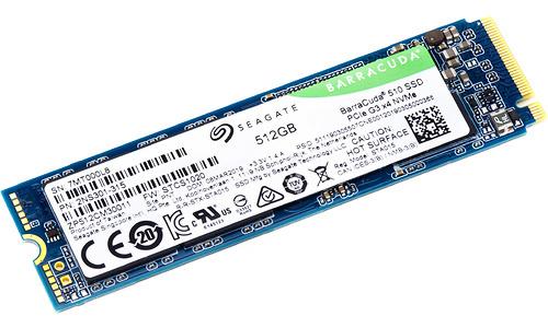 Seagate BarraCuda 510 512GB (M.2 2280)