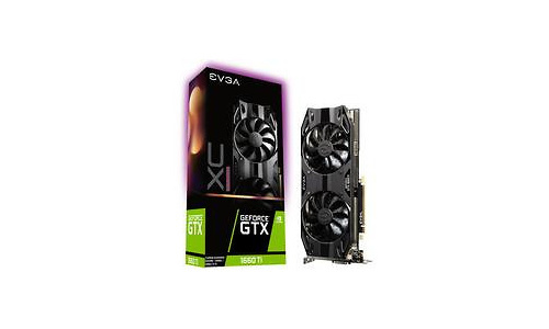 EVGA GeForce GTX 1660 Ti 6GB