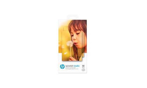 HP Sprocket Studio White