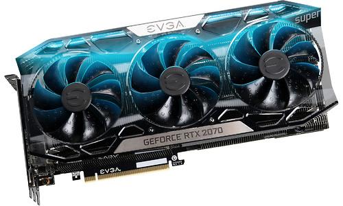 EVGA GeForce RTX 2070 Super FTW3 Ultra Gaming 8GB
