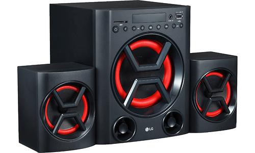 LG LK72B Black/Red