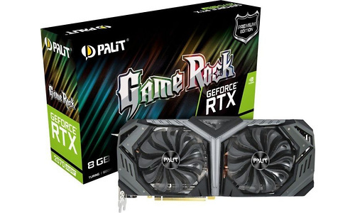 Palit GeForce RTX 2070 Super GameRock Premium 8GB