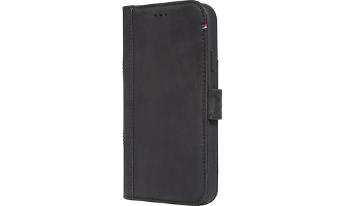 Decoded Leather Card Wallet Apple iPhone Xr Book Case Black