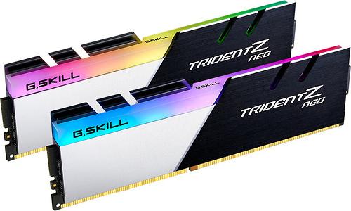 G.Skill Trident Z Neo 32GB DDR4-3600 CL16-19 kit