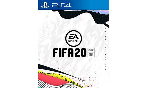 Fifa 20 Champions Edition (PlayStation 4)