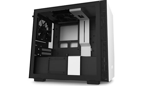 NZXT H210 Window Black/White