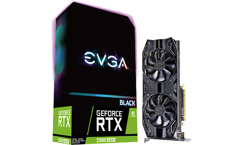 EVGA GeForce RTX 2080 Super Black Gaming 8GB