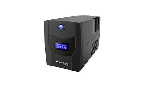 BlueWalker PowerWalker VI 1500 STL UPS Black