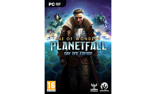 Age of Wonders: Planetfall (PC)