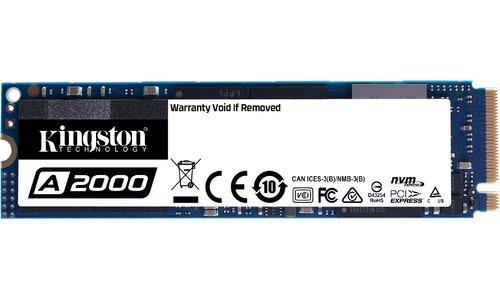 Kingston A2000 SSD 250GB (M.2 2280)