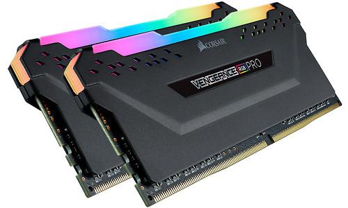 Corsair Vengeance RGB Pro Black 16GB DDR4-3600 CL18 kit 9 (AMD X570)