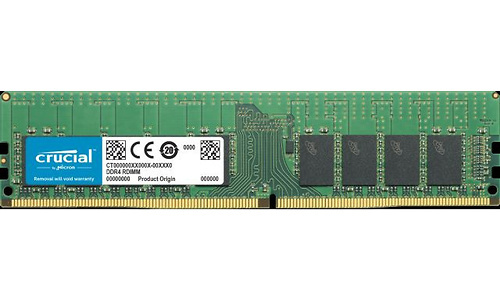 Crucial 16GB DDR4-2933 CL21 ECC (CT16G4RFD8293)