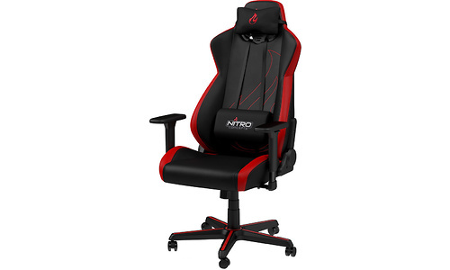 Nitro Concepts S300 EX Gaming Chair Inferno Red