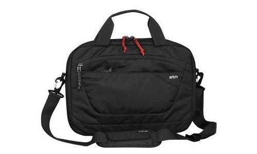 """STM Swift Document Bag 15"""" Black"""