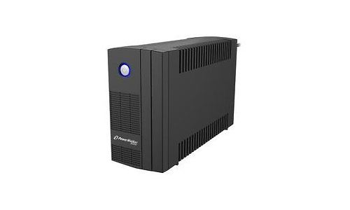 BlueWalker PowerWalker Basic VI 650 SB UPS Black